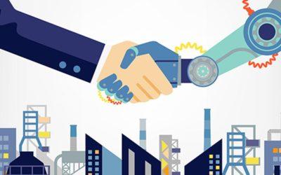 La cuarta revolucion industrial en las organizaciones