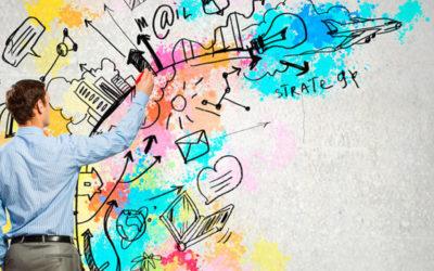 Arrancar con tu creatividad en 4 pasos simples.